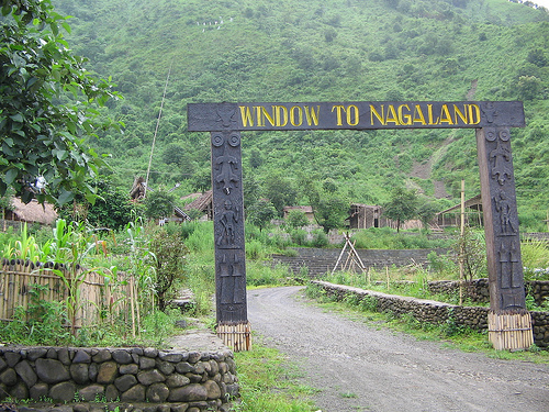 window-to-nagaland