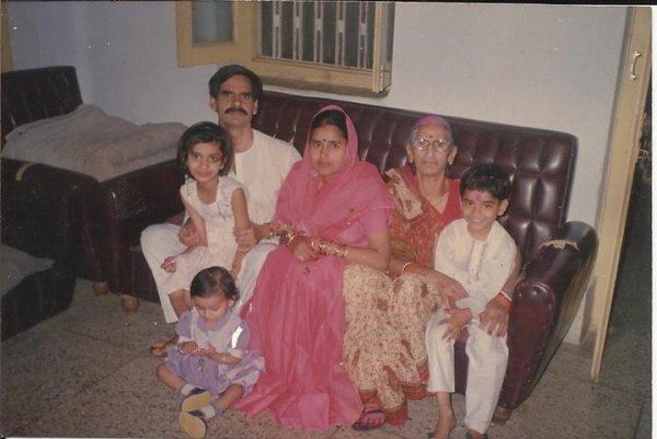 meri nani - my mathernal grandmother