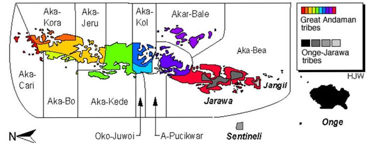 Andamanese Language Family