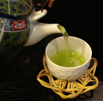 Japanese Green Tea fable
