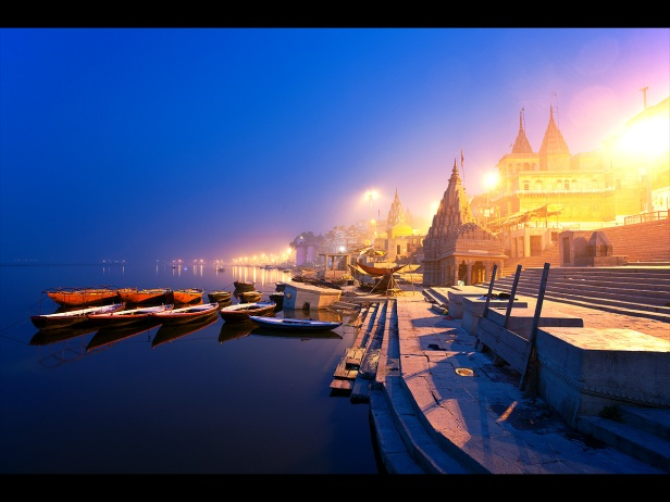 Banaras Ganga Ghat