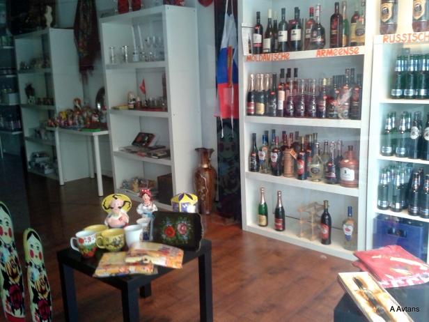 Sarafan Russische en Oost-Europese Specialiteiten Winkel