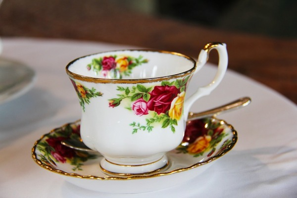 tea cup victorian