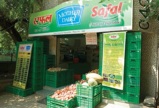 Safal Shop in Delhi